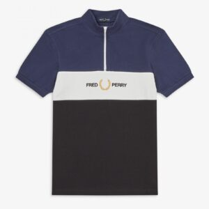 Fred Perry Funnel Neck