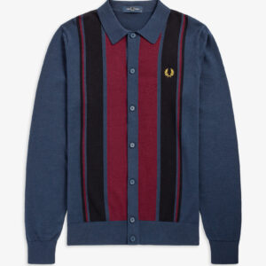 Fred Perry Carbon Blue