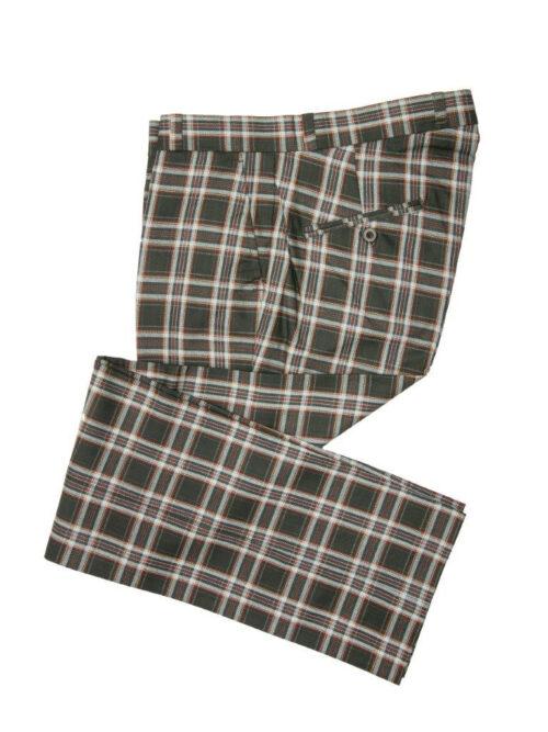Ralco Tartan Trousers