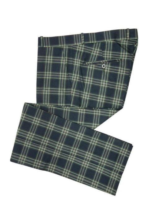 Relco Tartan Trousers