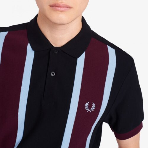 Fred Perry Vertical Stripe