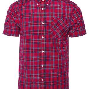 merc clothing tartan shirt