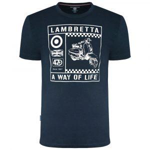 Lambretta Clothing T Shirt