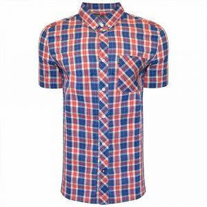 Lambretta Clothing Check Shirt