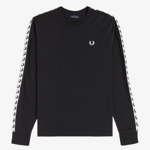 Fred Perry Taped L/Sleeve