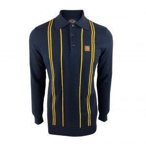 Trojan Knitted Polo