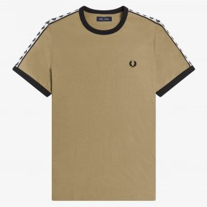 Fred Perry Taped T Shirt